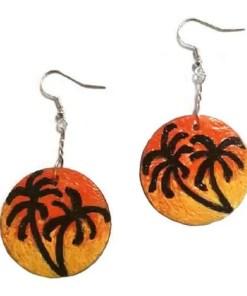 Romantic Sunset Earrings