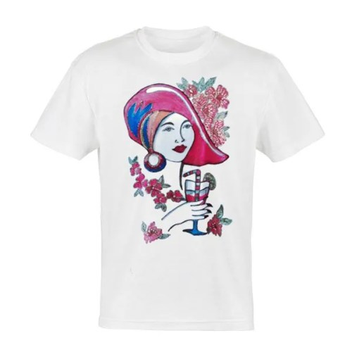 Tropical Lady T Shirt