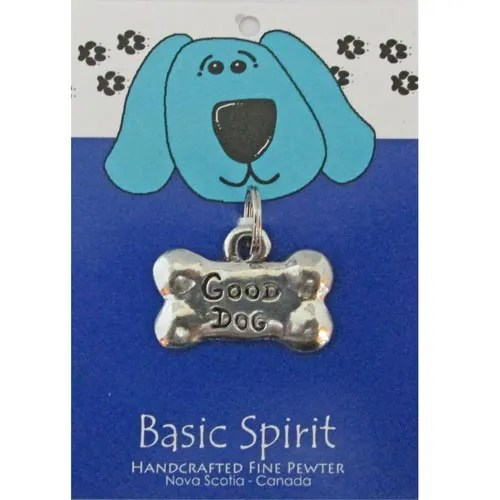 Good-Dog Pet Tag