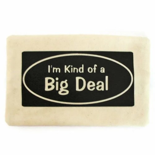 big deal pouch