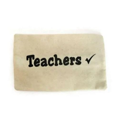 teachers pouch