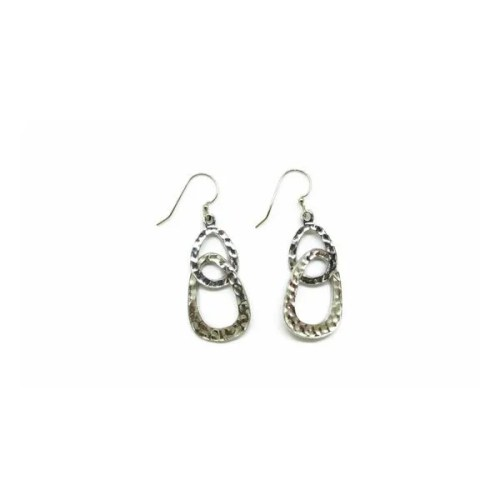 Double Loop Earrings