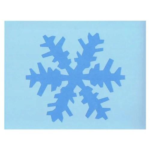 Snowflake Stencil