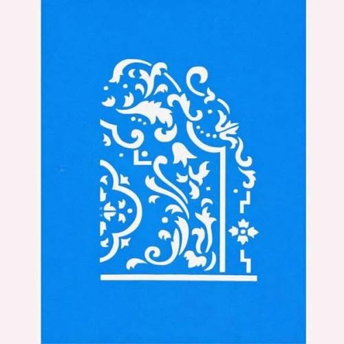 Ornate Stencil