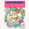 Sayings Colouring Book