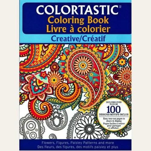Kids Colouring Book - Creative