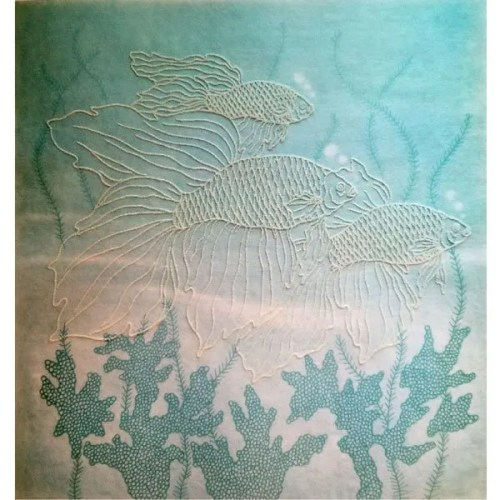 Reef Dwellers Vintage Trichem Picture