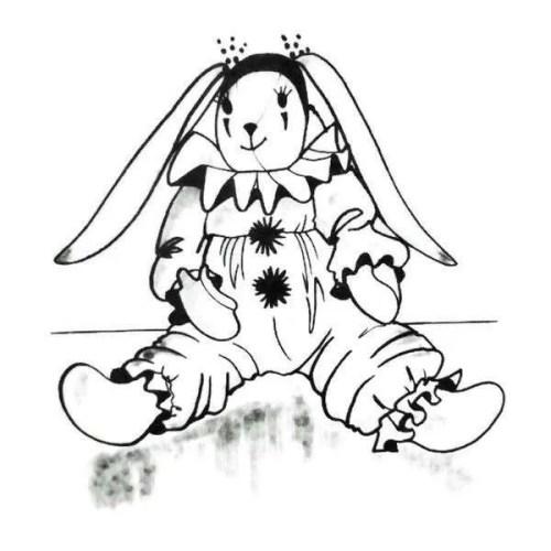 Animal Pierrot