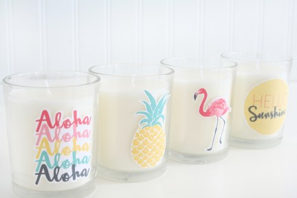 Image result for summer candle