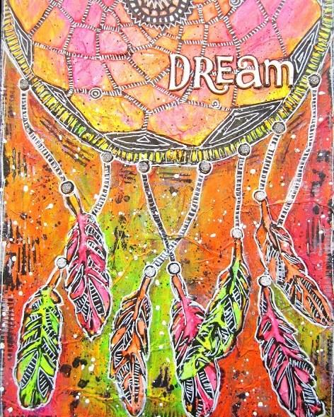 The Crafter's Workshop Keren Tamir Dreamcatcher