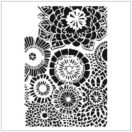 tcw838-wallflowers