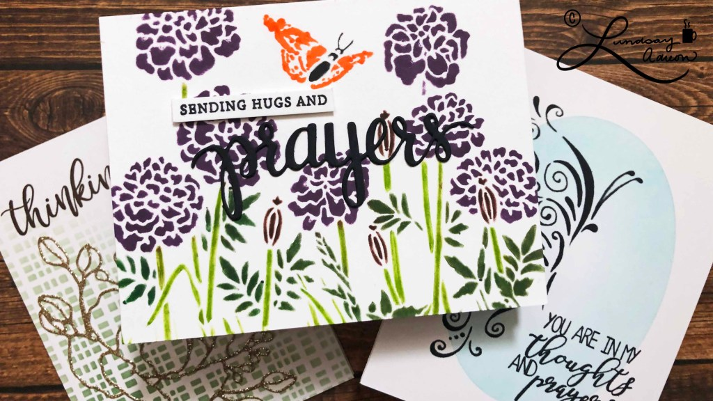 Easy, Simple, and Quick Handmade Sympathy Cards