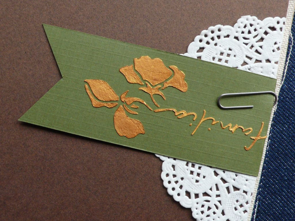 How to create some fun decorations for your junk journal
