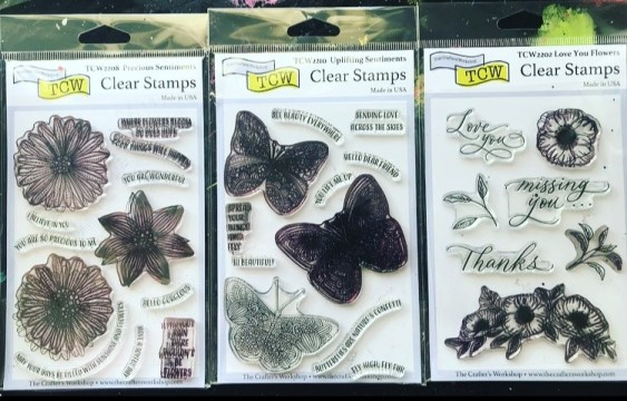 The Crafters workshop NEW stamps