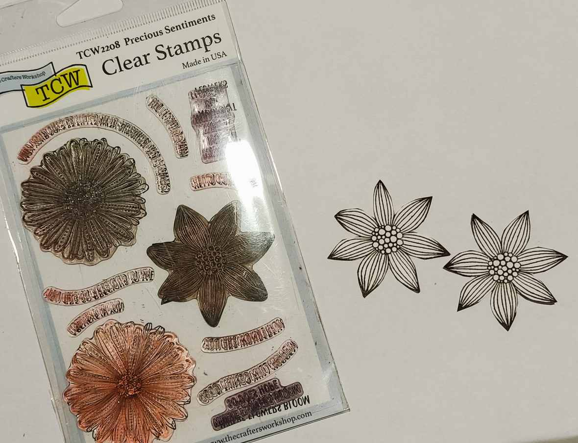 The Crafter's Workshop clear stamps