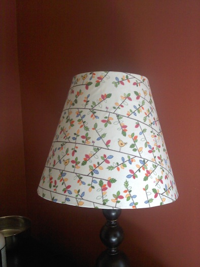 fabric_lampshade