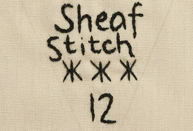 TAST: sheaf stitch