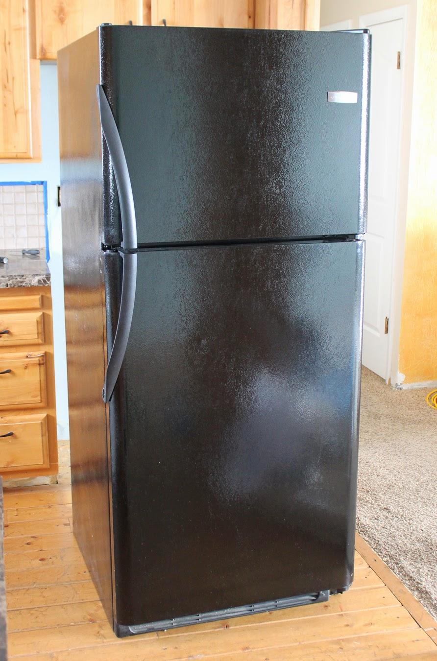 i painted my appliances liquid