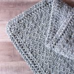 The Hudson Crochet Baby Blanket Pattern The Craft Patch