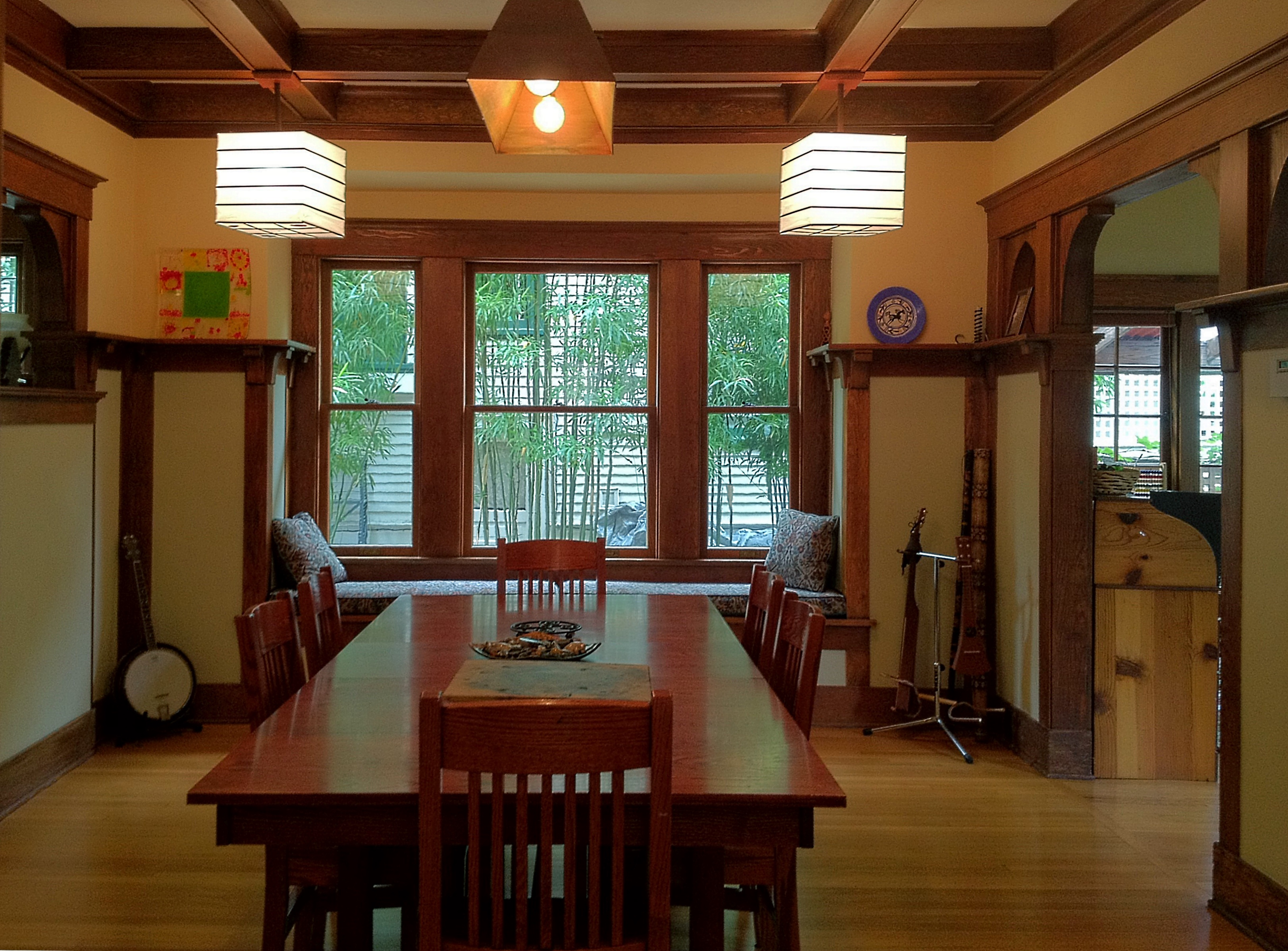 A Tale Of Two Owners American Bungalow Feature Article
