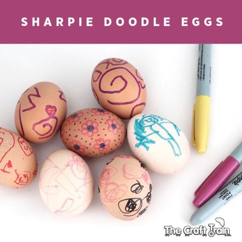Sharpie eggs header