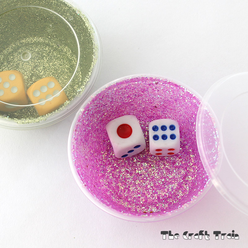 Lucky Dice Shakers