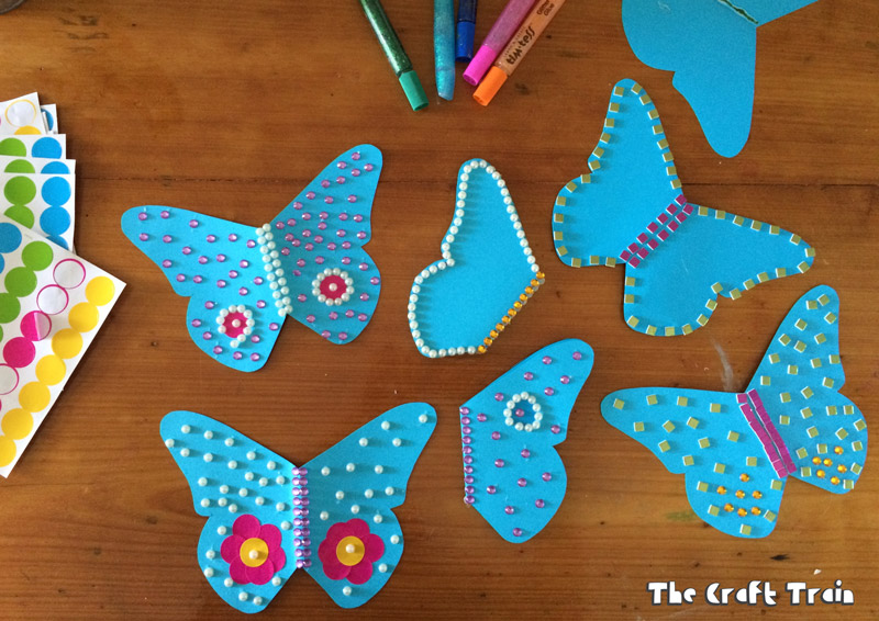 butterfly party invitations