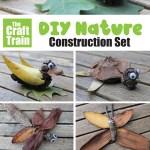 Diy Nature Craft Construction Set The Craft Train