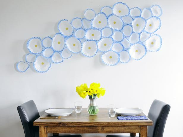 Creative Ideas To Decorate Blank Wall The Crafty Angels
