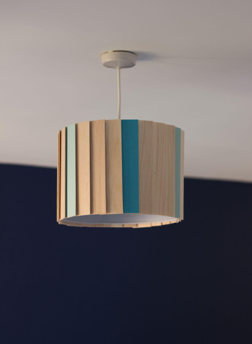 Crafts patterns diy and handmade ideas from craftgossip easy scandi style wooden lampshade solutioingenieria Images