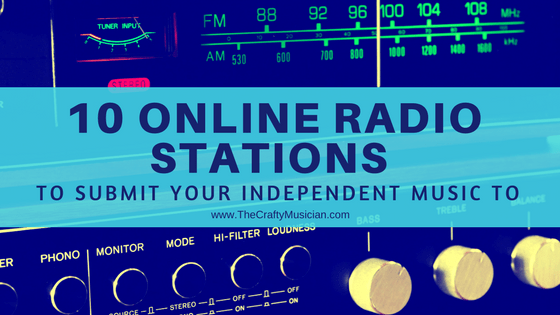 10 Online Radio Stations to Submit Your Music To – The