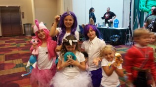Some adorable little ponies!