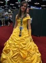 Belle from Beauty and the Beast.