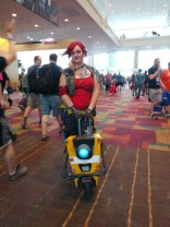 Awesome Borderlands cosplay!