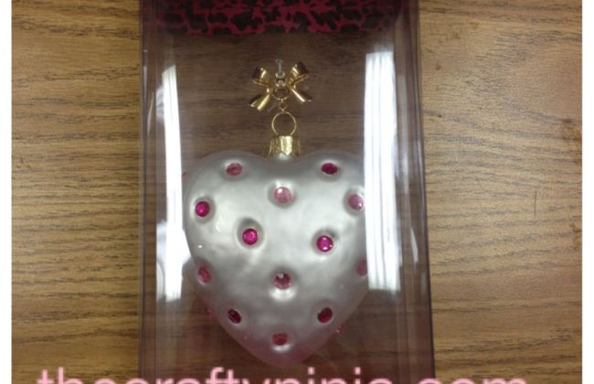 Betsey Johnson Ornament
