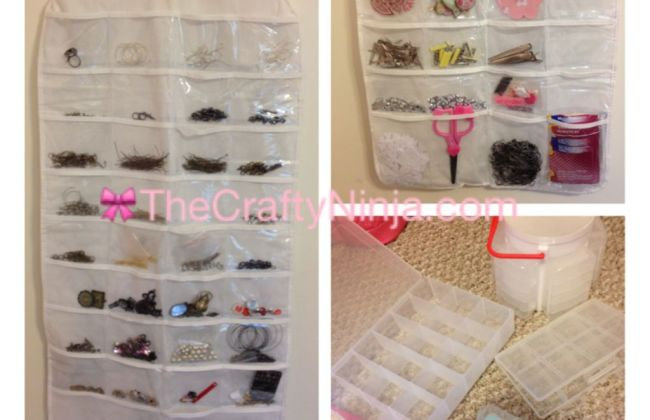 jewelry and craft organize