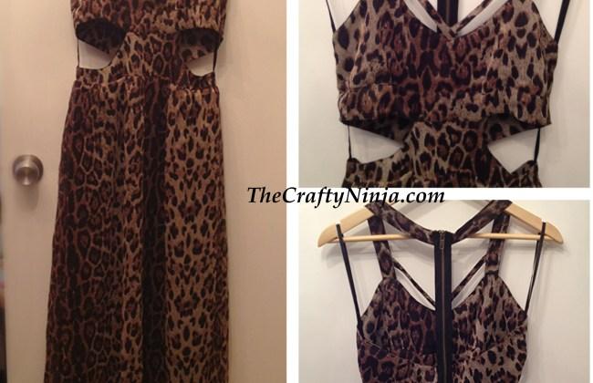 leopard maxi