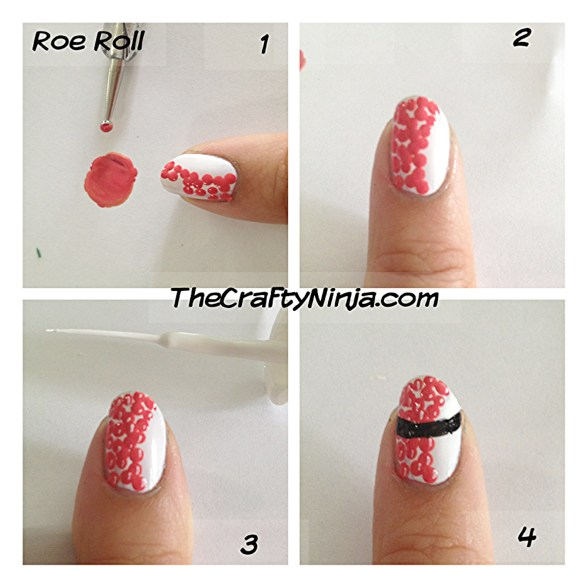 roe roll nails