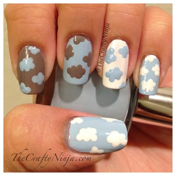 cloud nails