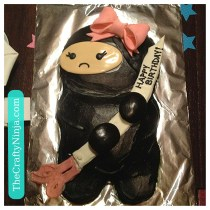 the crafty ninja cake