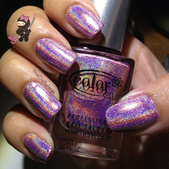 color club halo graphic