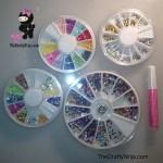 nail art wheels