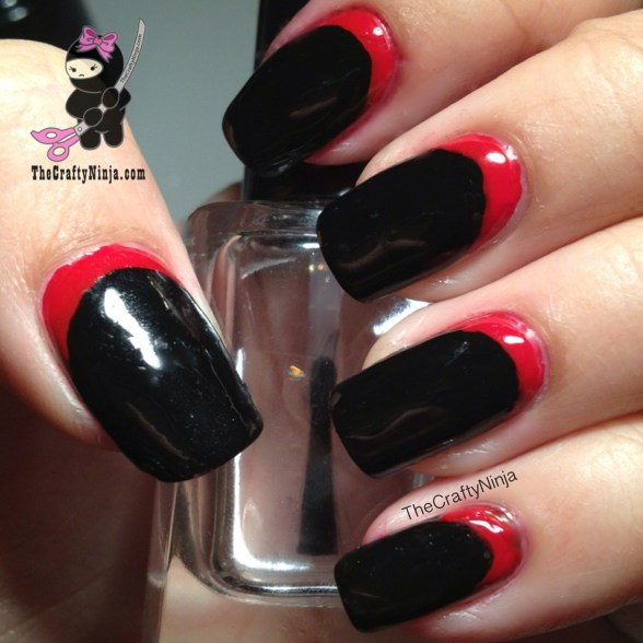 ruffian louboutin nails