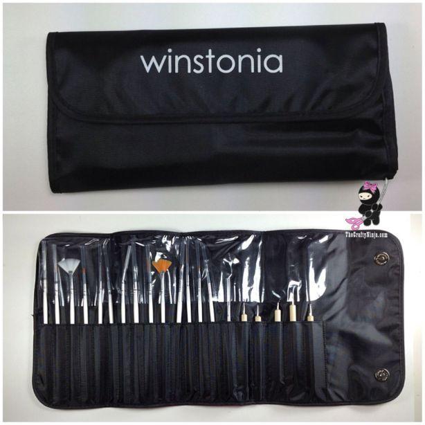 winstonia tool brush set