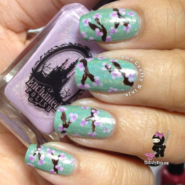 cherry-blossom-flower-nail
