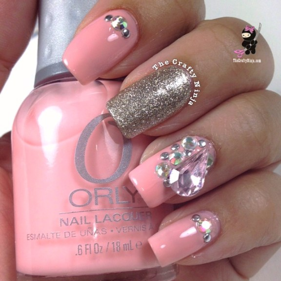 Pink Pretty Nails