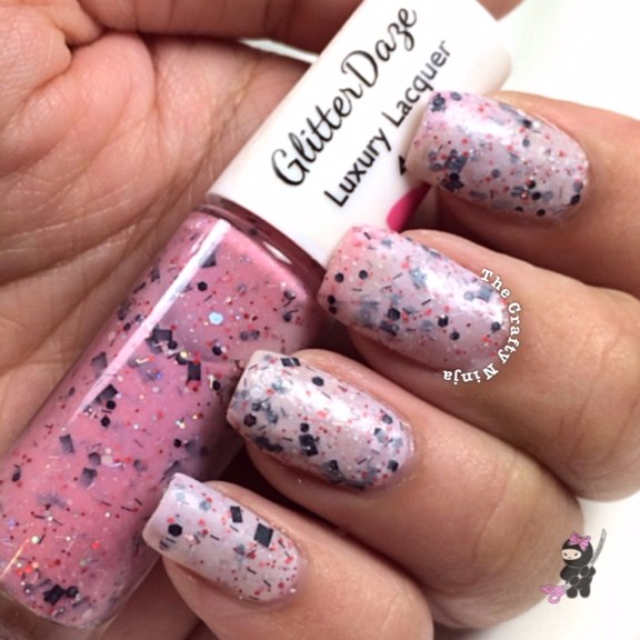 Glitter Daze Thermal Nail Polish