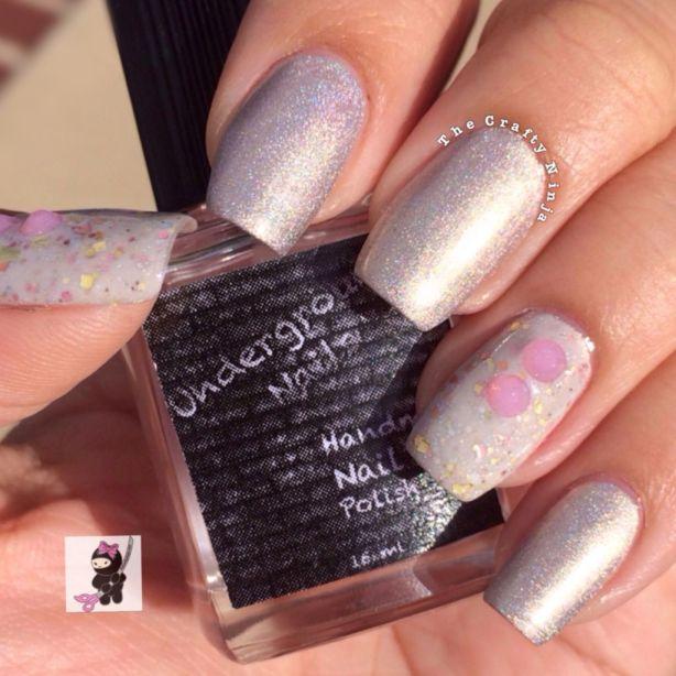 Ice Princess Nails