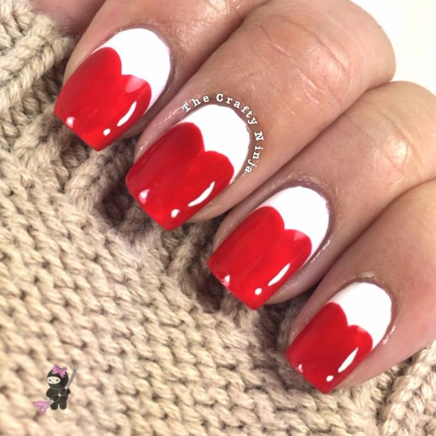 Heart Nail Tutorial