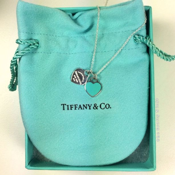 Return To Tiffany Double Heart